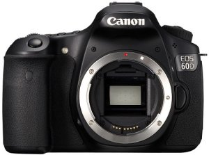 Canon EOS 60D front