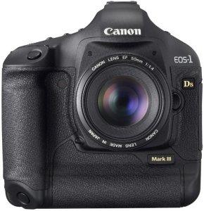 Cano EOS-1Ds Mark III