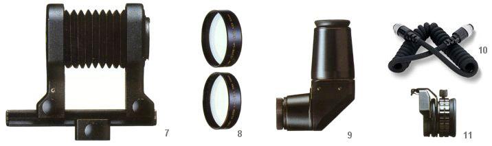 Pentax 645 accessories