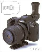 Canon EF Macro Photo 65mm f/2.8 1~5x
