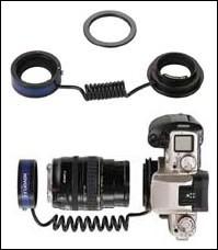 Reverse adapter Novoflex/Canon EOS